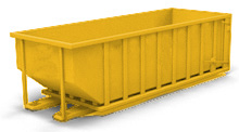 40-Yard Container