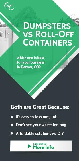 Roll-Off Containers and Dumpster Rentals