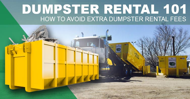 How to Avoid Extra Fees When Renting a Dumpster