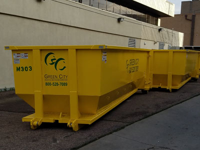 denver roll off bin rentals